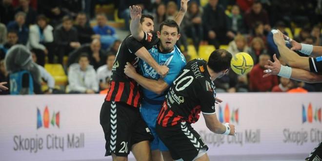 Рк Вардар втор пат сезонава, го победи Металург во Сеха лигата.