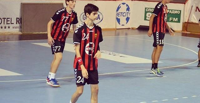 Никола Стоилевски:Очекувам да ја освоиме кадетската лига.