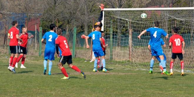 Почнува првото пролетно коло за фудбалските Вардарови генерации