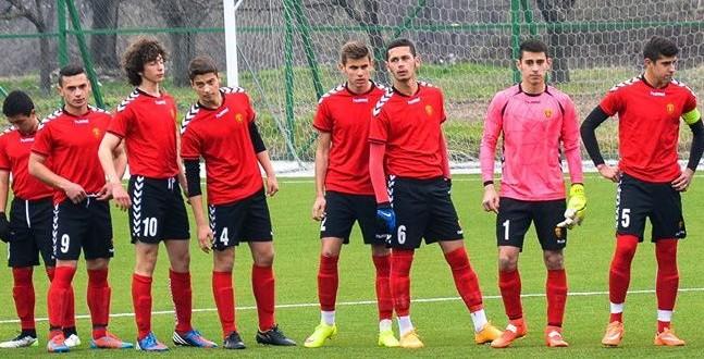 Кадетите ја загубија титулата во Тетово, Шкендија постигна гол во 109 минута