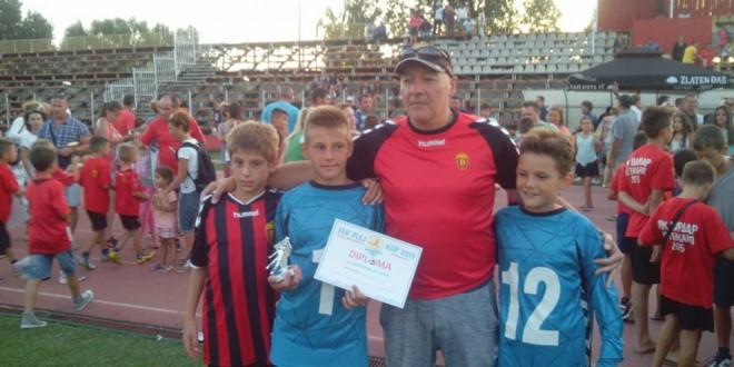 Стефан Тасев: Ова е успех на целата екипа и тренерот