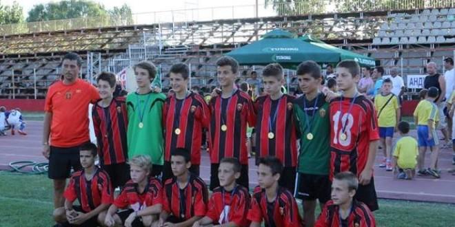 """Започнува младинскиот фудбалски турнир """"Фер плеј куп"""" во Охрид"""