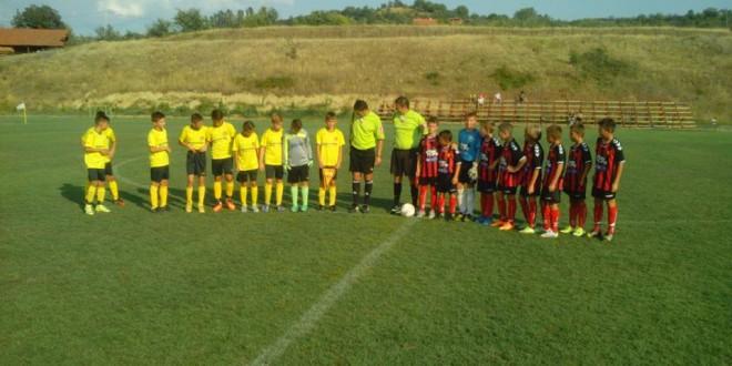 Младите Вардарци ги победија врсниците од Ботев – Бугарија