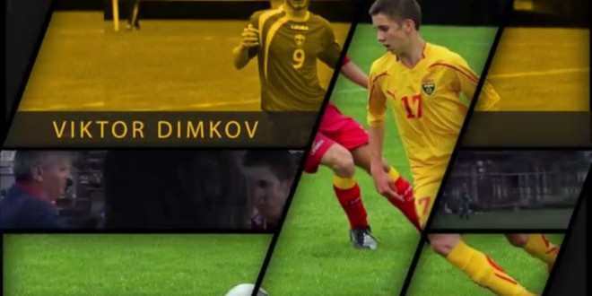 "(ВИДЕО) Виктор Димков- ""златната"" седумка на Фк Вардар (младинци)"