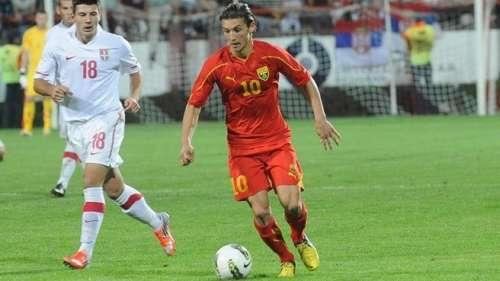 Победа за Македонија У-21, 90 минути за Бобан Николов