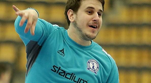 Небојша Симиќ за Вардар Фанс: Најголема опасност за нашиот тим е секако Арпад Штербик