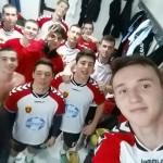 vardarfans mladincite na turnir vo belgrad
