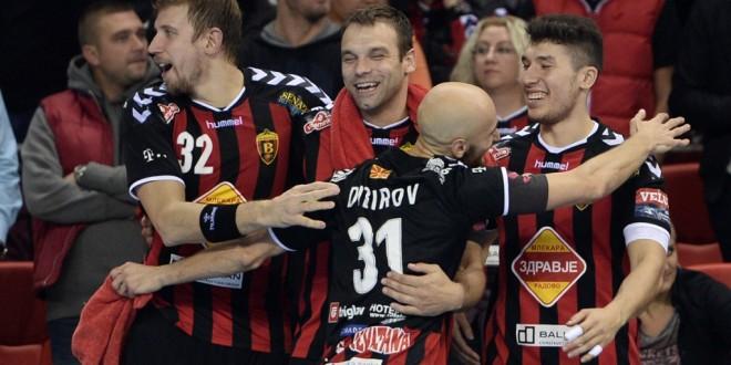 Победата против Киелце во Ј.Сандански, најдобрата игра на Рк Вардар во првиот дел од ЛШ