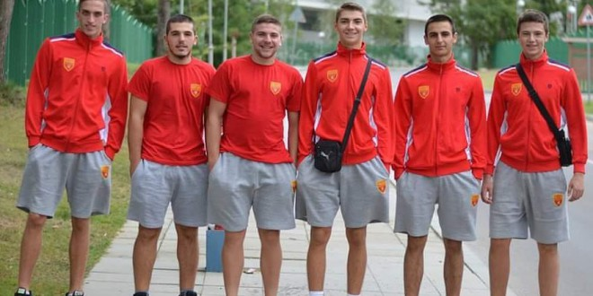 Кадетската ракометна репрезентација пристигна во Бугарија, каде ќе биде дел од ЕХФ Шампионатот