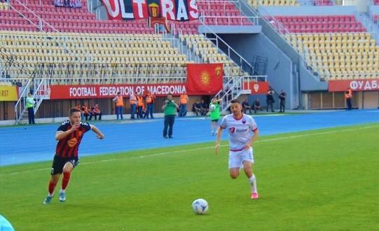 """50. натпревар во """"црвено – црниот"""" дрес за Новак и Брдаровски"""