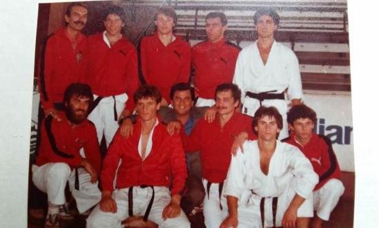 Историја! Легендарен состав на Вардар за почеток на Првата карате лига