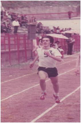 Ангеловски Александар во Фоча, 1985 година
