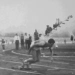 Милош Буцевски стартува на 400 метри на Градскиот стадион во Скопје