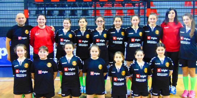 Јуниор Лига: РК Кале и РК Ново Лисче Вардар забележаа победи кај девојките во генер.2004/05