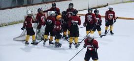 Хокејарите на Вардар забележаа три победи на турнир во Бугарија