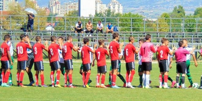 Академија Пандев , прв пролетен предизвик за младинските фудбалски екипи на Вардар