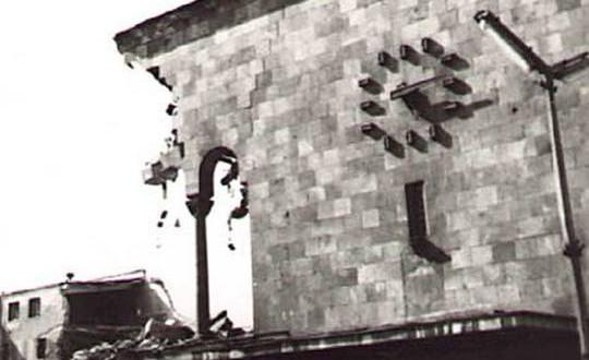 Поплави, земјотреси Скопје го рушеле, Скопје пак се изгради, Скопје ќе живее… 26.07.`63-26.07.`17, Кобниот ден за Скопје поради кој ФК Вардар ја замени белата со црна боја…