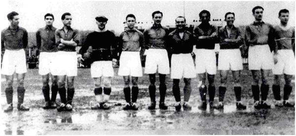 """ФК """"Македонија"""", 1942 година"""