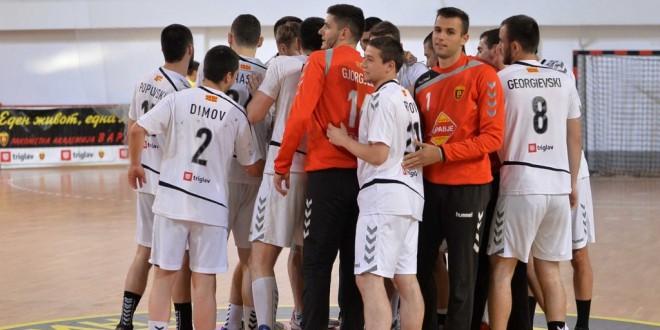 РК Вардар Јуниор е најмладиот состав во новата сезона во супер лигата