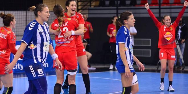 Вардарки на 27 и 28 октомври  во Љубљана ќе го одиграат вториот турнир во ВРХЛ