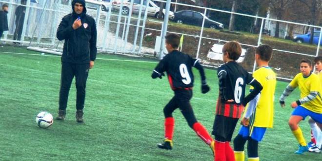 Висока победа за ФК Вардар генер.2005 во детската лига во дуелот со Њу Старс