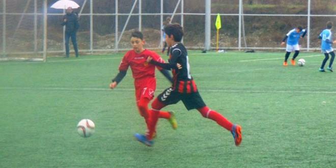 Во петок и сабота последно есенско коло во детската фудбалска лига