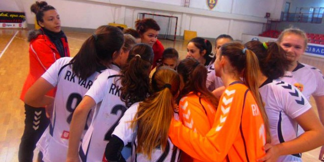 (Фотогалерија) Пионерките на ЖРК Вардар дојдоа до нова победа, совладан РК Ѓорче