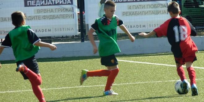 """Во недела, Штип ќе биде домаќин на нов турнир во фудбалската """"Јуниор"""" лига"""