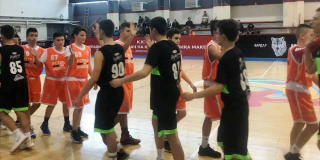 "Резултати од 2.коло во ""Младинската кошаркарска лига ВАРДАР"""