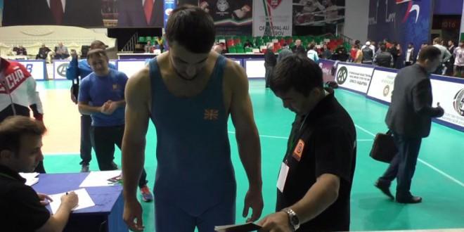 Борење! Нуров кандидат за Олимпијада според Мак. олимписки комитет