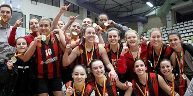 Кошарка: Девојките на Вардар оваа година го освоија првиот пехар, на одмор заминуваат како втори