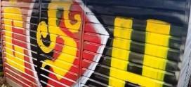 (ФОТО) Неколку нови графити на Комити Ченто