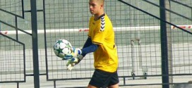 Голманската надеж на Вардар и мак.фудбалот, Лука Стојковски дебитира за младинската репрезентација до 15 години, повик и за Абдула Хасани