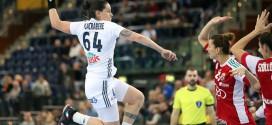 Радичевиќ со 9 голови ја предводеше Црна Гора до 1/4, таму ги чека Франција на Лакрабер и Лејно, кои имаат забележителен придонес во триумфот против Унгарија