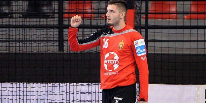 (ВИДЕО) Даниел Ѓорѓески ја имаше најдобрата одбрана, во победата против Војводина
