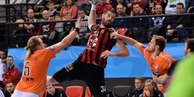 Победата против Кристијанштад изразена со 15 голови разлика е најголема во историјата на РК Вардар, на настапите во ЛШ