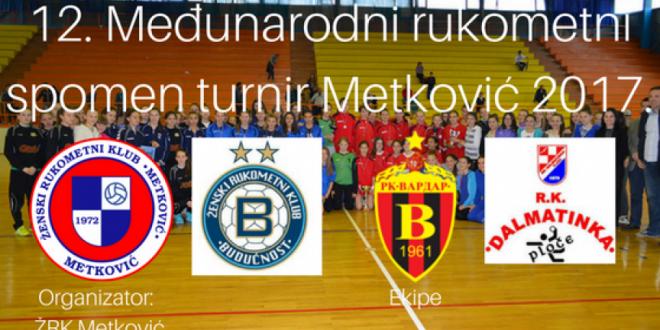 Познати составите на двете генерации на РК Вардар, кои ќе не претставуваат на турнирот во Метковиќ