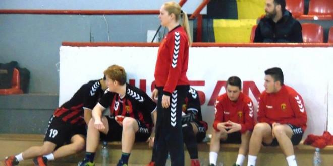 Андријана Будимир: Во Македонија каде ракометот е спорт број еден, има многу талентирани деца