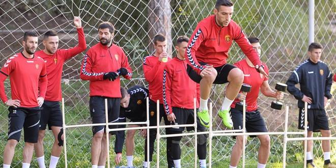 ФОТО: Вардарци го одработија првиот тренинг за денеска