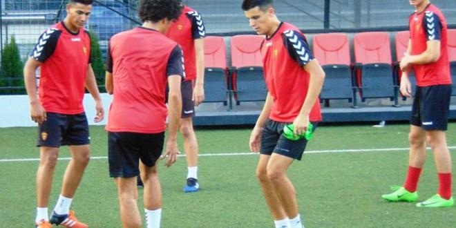 Кадетите и младинците на ФК Вардар во наредните две недели ќе тренираат на спортскиот комплекс, во населбата Хиподром