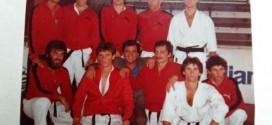 Историја:  Легендарен состав на Вардар за почеток на Првата карате лига