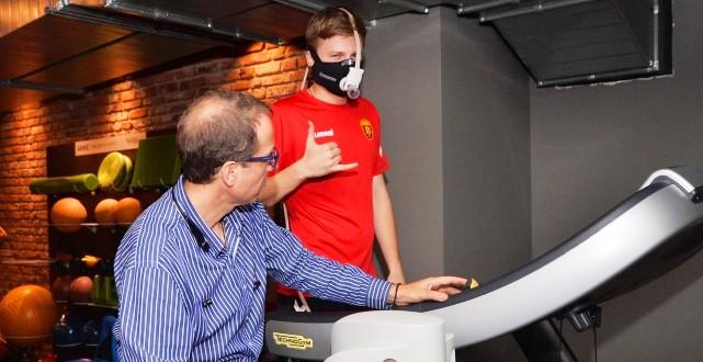 (ФОТО) Вардарци на физички тестови кои служат за проверка на формата
