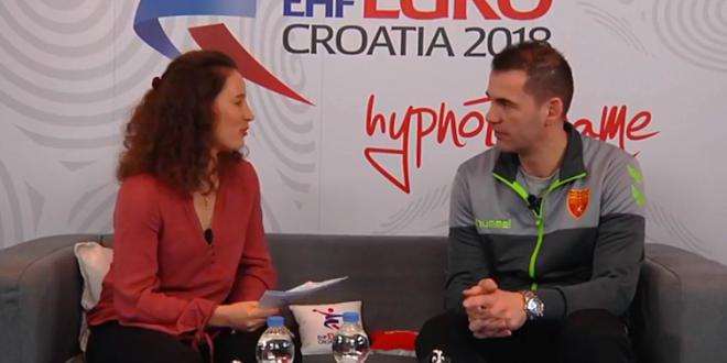 Гонзалес: Ја почитувам земјата во која работам, затоа и го научив македонскиот јазик