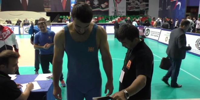 """(Видео) Мохамедгаџи Нуров храбро се бореше на С.П во Париз, што беше една од препораките  за """"олимписка стипендија"""""""