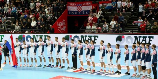 Хрватска ја победи Србија на првиот ден на ЕП, вардаровите играчи постигнаа вкупно девет голови на овој дуел