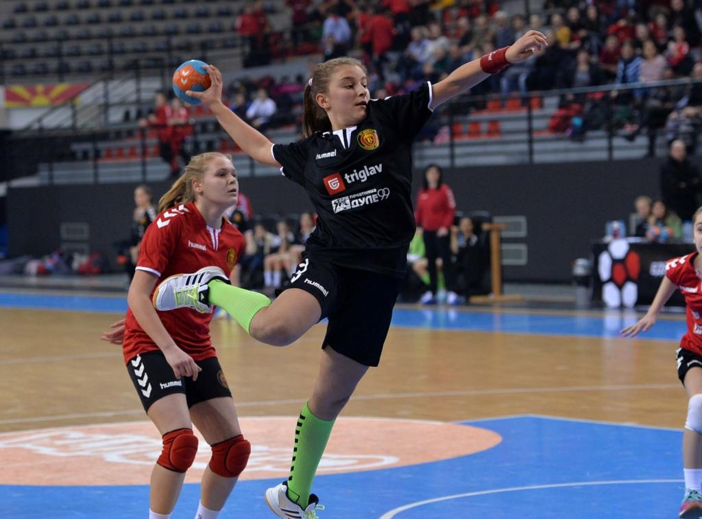 Сара Стефаноска со 10 гола го носеше Кале до триумф на овој дуел