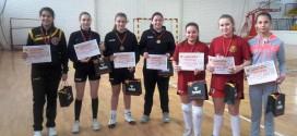 """(ФОТО) Избран најдобриот тим во  женска конкуренција на  турнирот """"Вардар, еден живот, една љубов"""""""
