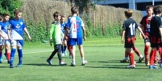Победнички ден за ФК Вардар генер.2008 во детската лига, победи над Работнички и ФК Форца за момците на Неделковски