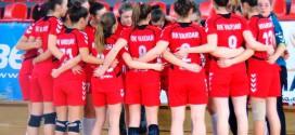 Куманово и Вардар Јуниор втор пат сезонава одиграа со идентичен нерешен резултат, во дербито на женската кадетска лига