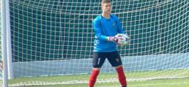 Голманската надеж на ФК Вардар, Лука Стојковски прими гол после 14 натпревари и тоа настапувајќи за дури четири генерации на Вардар